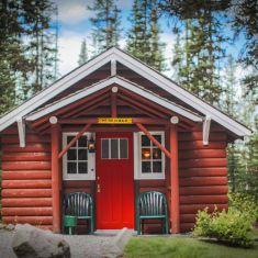 Peyto Cabin