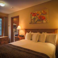 Fairview Suite Queen Bedroom